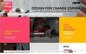 Design for change España<